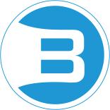 Brosix Mono color logo for light background