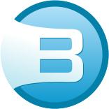 Brosix 3D logo