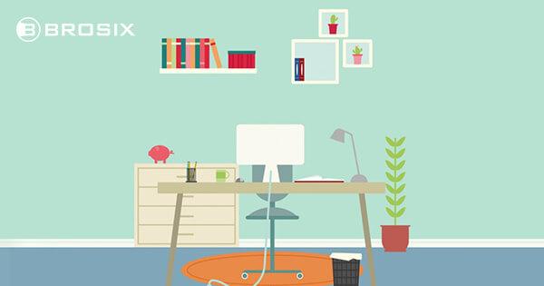 Designate a workspace