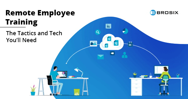 All you Need for Remote Employee Training