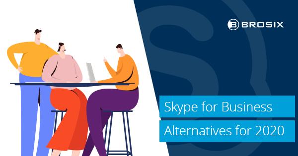 Skype for business alternatives