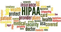 Who is under HIPAA regulation