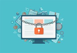 How Brosix protects data privacy